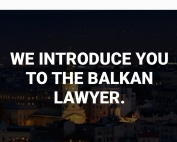 THE BALKAN LAWYER A magazine for legal practicioners